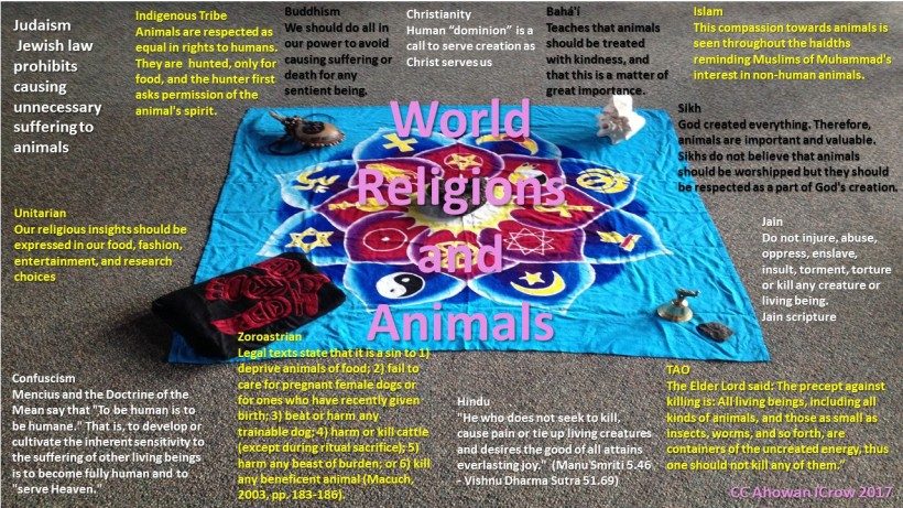 World Animal Religion